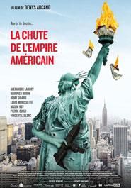 Poser pour La chute de l'empire américain