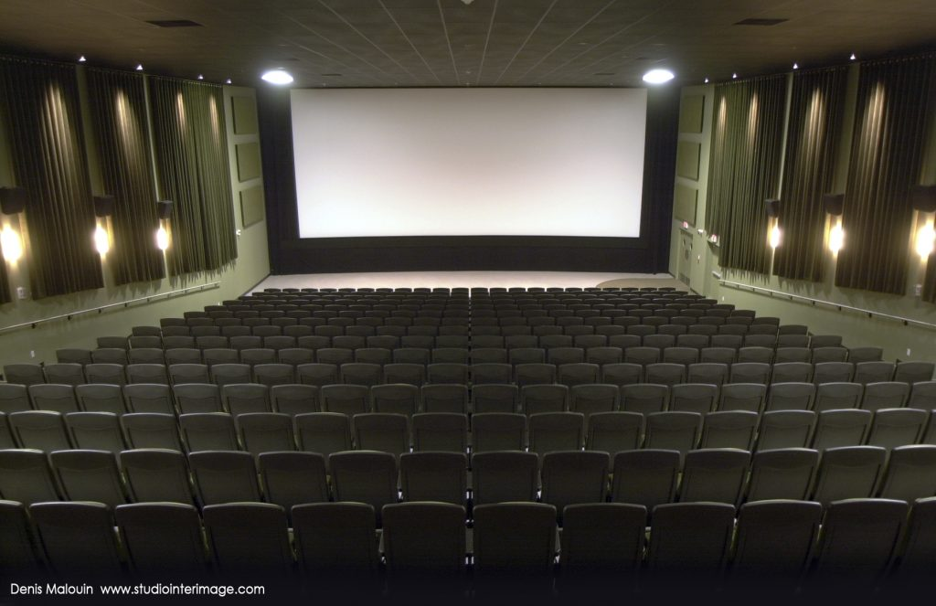 Our Technologies Theater In Sherbrooke Maison Du Cinema