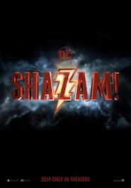 Poser pour Shazam!