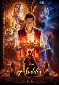 Poser pour Aladdin
