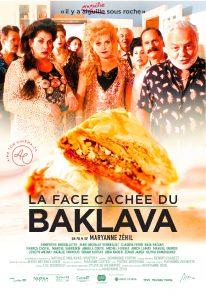 Poser pour La face cachée du baklava