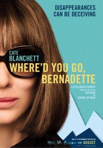 Poster pour Where'd You Go, Bernadette
