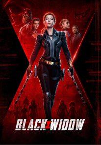 Poser pour Black Widow