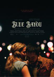Poser pour Le Bayou bleu