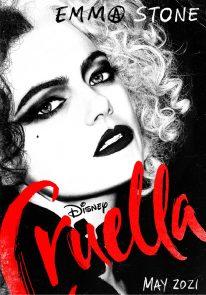 Poser pour Cruella