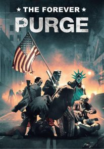 Poser pour The Forever Purge