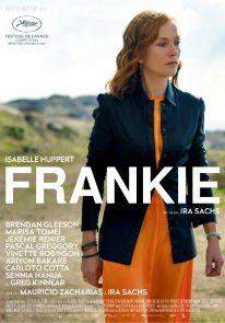 Poser pour Frankie