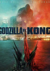 Poser pour Godzilla vs. Kong