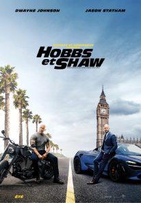 Poser pour Rapides et dangereux présentent Hobbs et Shaw