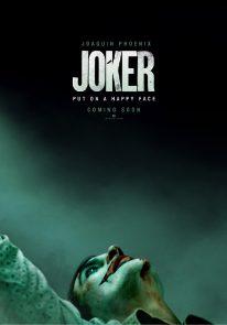 Poser pour Joker