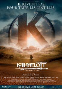 Poser pour Kaamelott – Premier volet