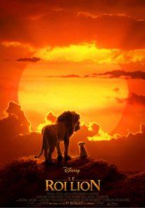 Poser pour Le roi lion