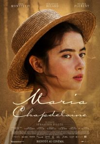 Poser pour Maria Chapdelaine