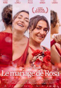 Poser pour Le mariage de Rosa