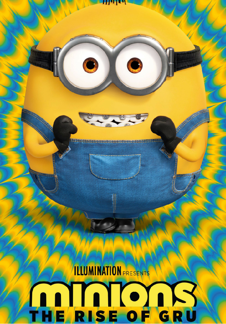 Poster pour Minions: The Rise of Gru