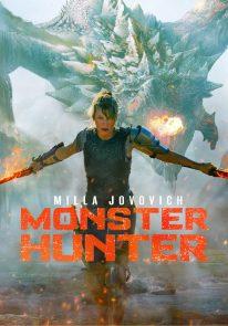 Poser pour Monster Hunter