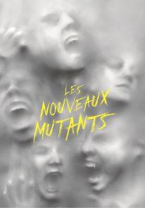 Poser pour Les nouveaux mutants