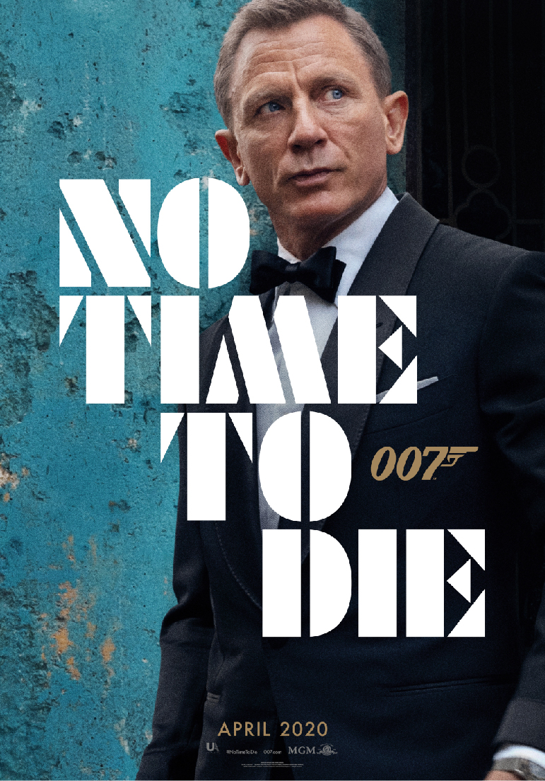 Poster pour No Time to Die