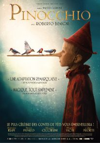 Poser pour Pinocchio
