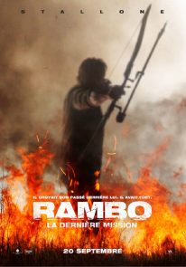 Poser pour Rambo: La derniere mission