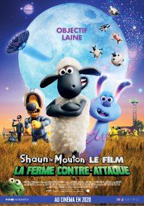 Poser pour Shaun le mouton le film : La ferme contre-attaque