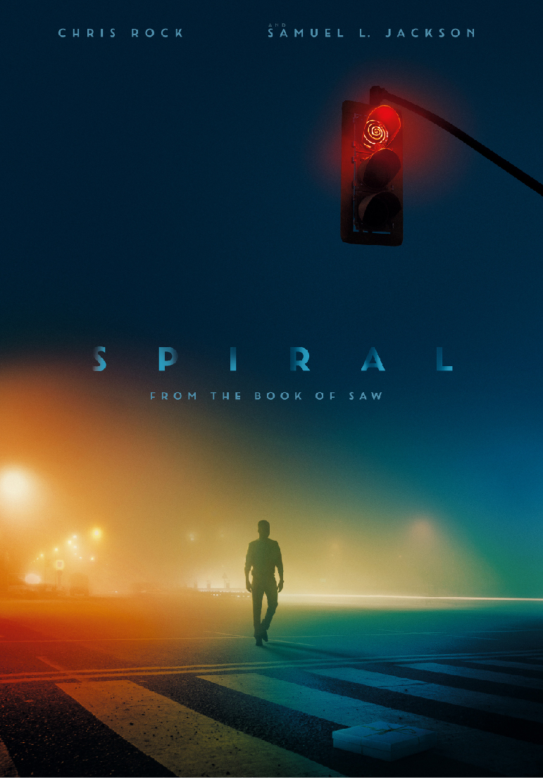 Poster pour Spiral: From The Book of Saw