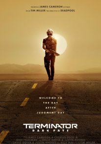 Poser pour Terminator : Sombre destin
